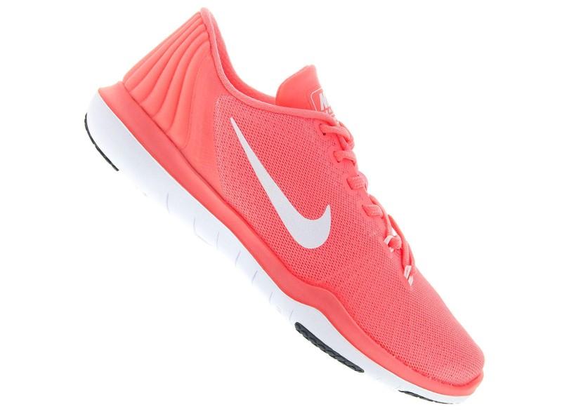 Tênis Nike Feminino Academia Flex Supreme Tr 5 Com O Melhor