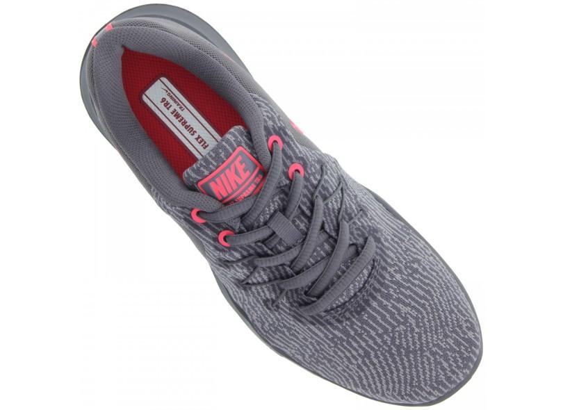 baeab71368a3d Tênis Nike Feminino Academia Flex Supreme TR 6