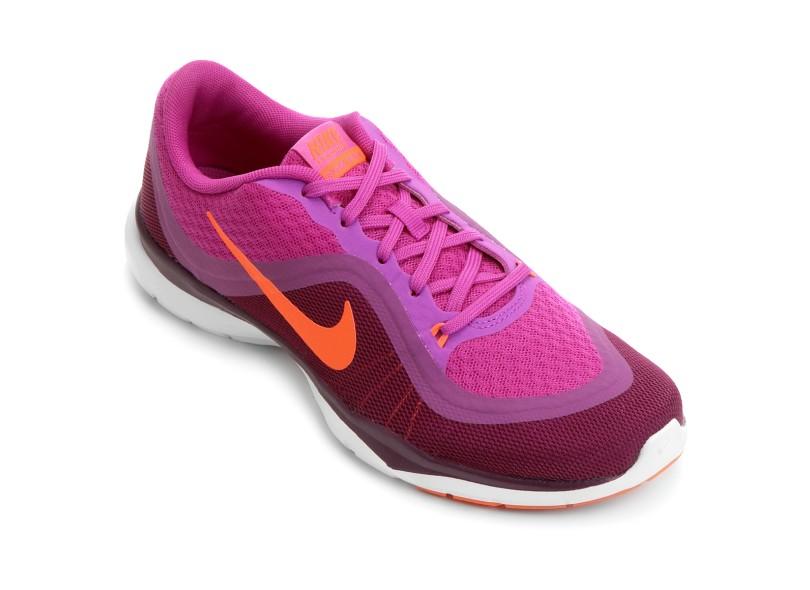 2eff12e5684 Tênis Nike Feminino Academia Flex Trainer 6