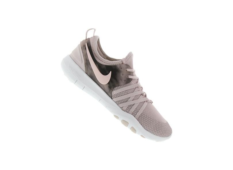 Tênis Nike Feminino Academia Free TR 7 f644eaac21904