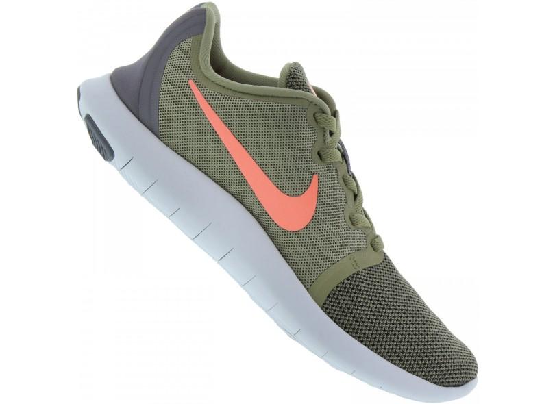 Tênis Nike Feminino Caminhada Flex Contact 2 a826125276361