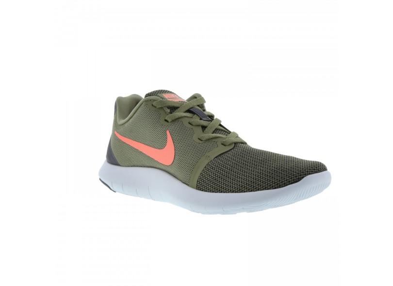 ef2db039b3e Tênis Nike Feminino Caminhada Flex Contact 2