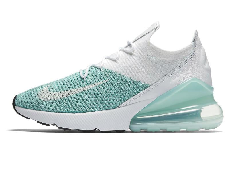 Tênis Nike Feminino Casual Air Max 270 Flyknit e73923352a836