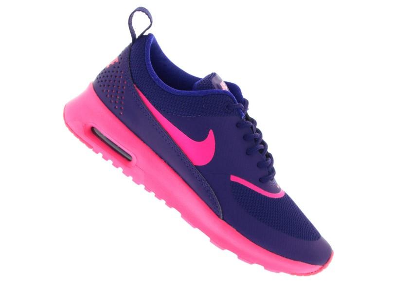 Tênis Nike Feminino Casual Air Max Thea c5c186ba9cdf1