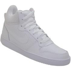Tênis Nike Feminino Court Borough Mid Casual