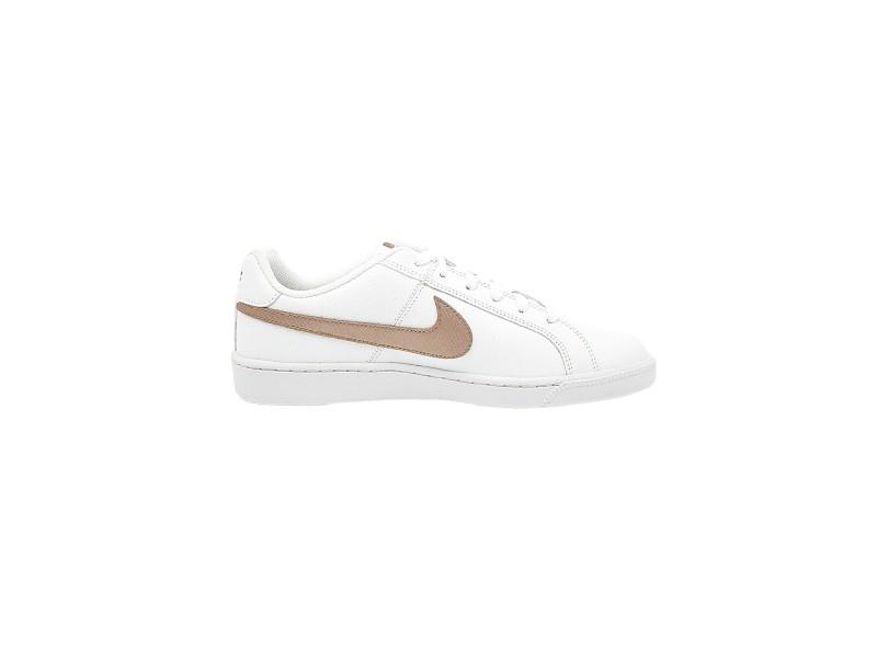 fb200a84cfc Tênis Nike Feminino Casual Court Royale