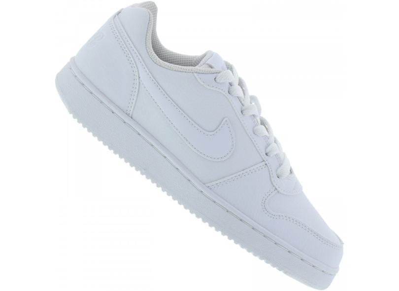 Tênis Nike Feminino Casual Ebernon Low Com O Melhor Preço é