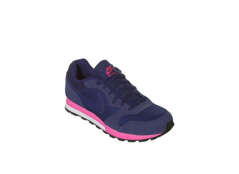 2fa98ca9ce4f5b Tênis Nike Feminino Casual Md Runner 2