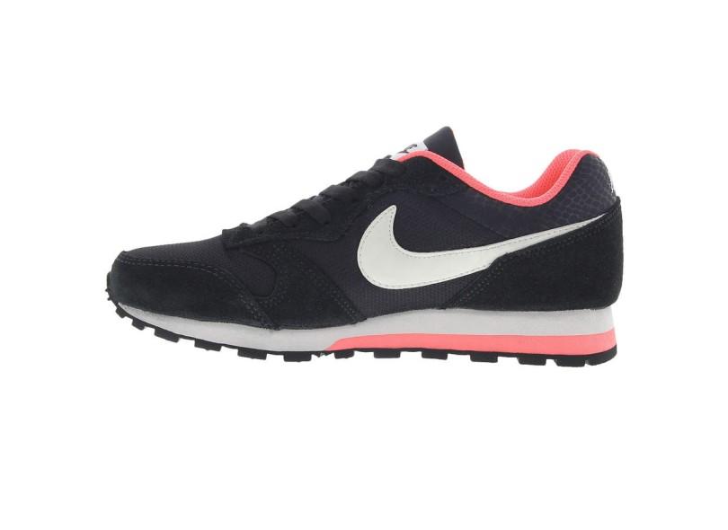 29e7ba2d7 Tênis Nike Feminino Casual Md Runner 2