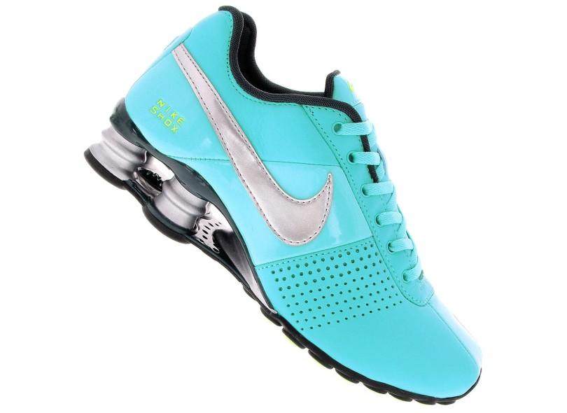 4ab5f5874a Tênis Nike Feminino Casual Shox Deliver