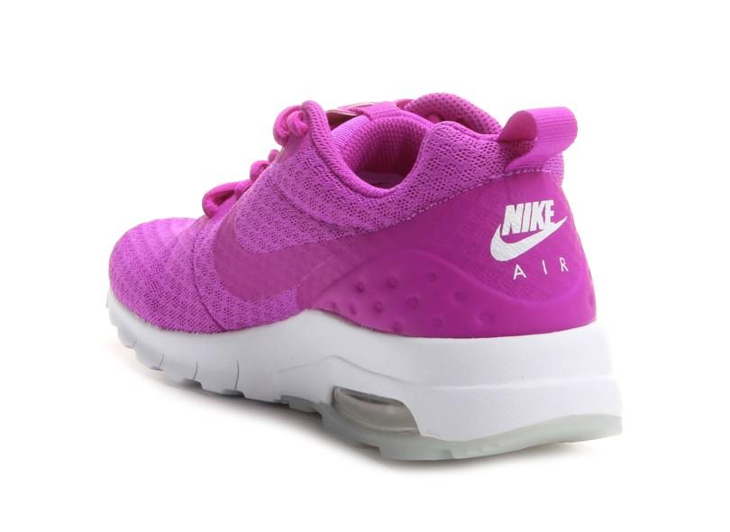 d4a0c0f6b Tênis Nike Feminino Corrida Air Max Motion LW
