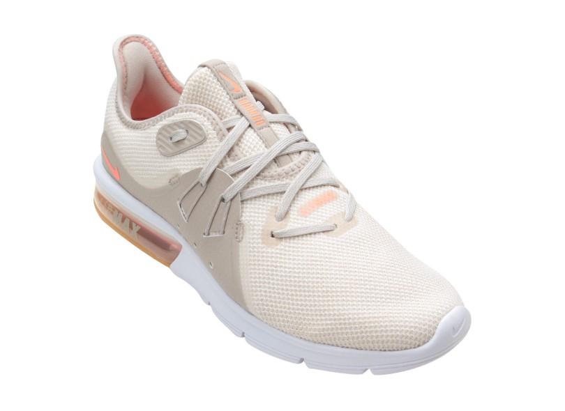 95fc74550 ... get tênis nike feminino corrida air max sequent 3 comparar preço zoom  22771 09f98