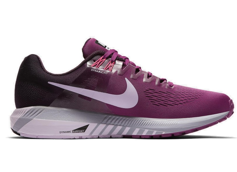 7357aedd7af4f Tênis Nike Feminino Corrida Air Zoom Structure 21
