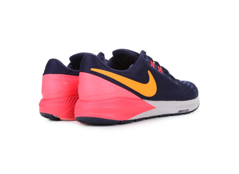 beecc52dbf7 Tênis Nike Feminino Corrida Air Zoom Structure 22