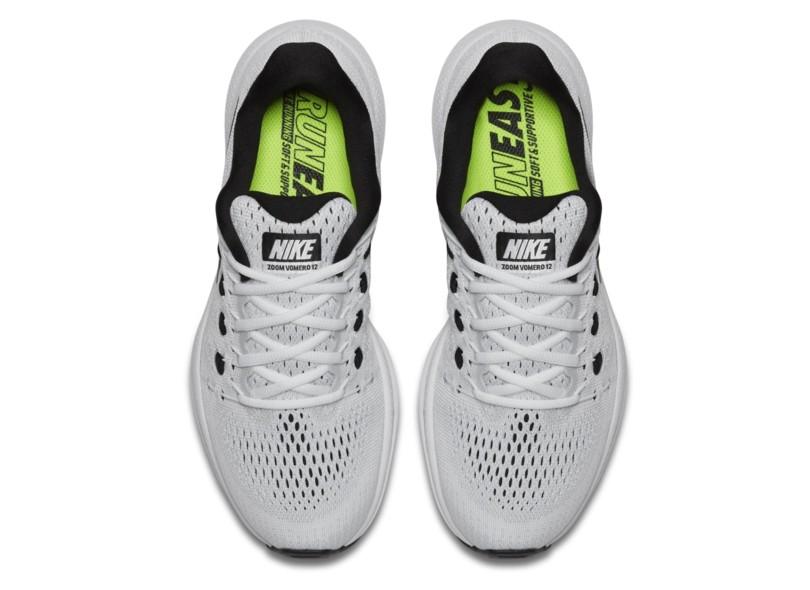timeless design ea02b 64825 Tênis Nike Feminino Corrida Air Zoom Vomero 12