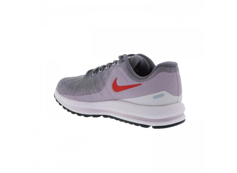 new styles aabc9 989eb Tênis Nike Feminino Corrida Air Zoom Vomero 13