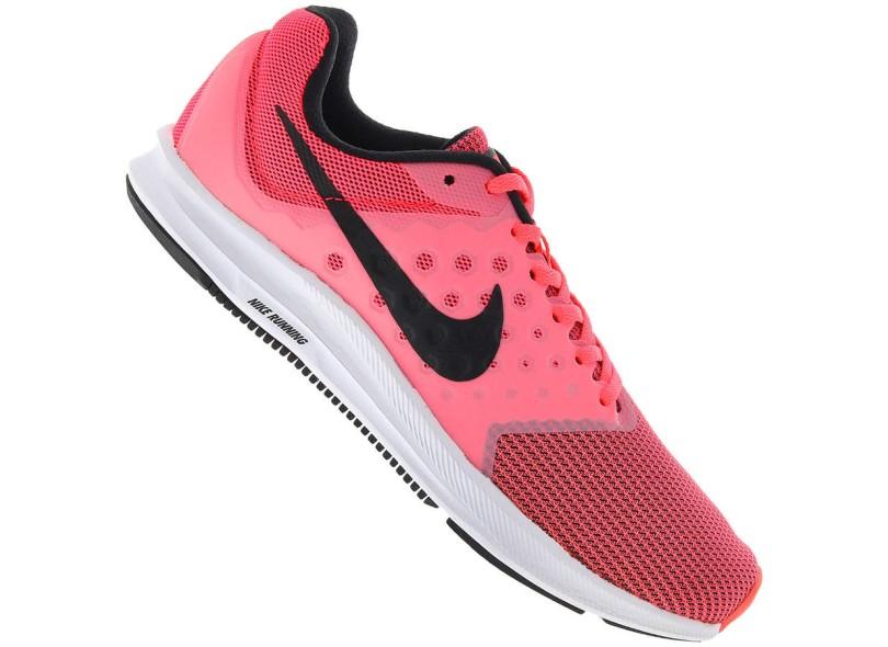 e27ee3c4b6 Tênis Nike Feminino Corrida Downshifter 7