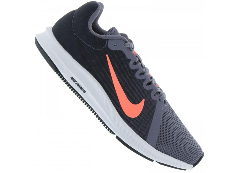 Tênis Nike Feminino Corrida Downshifter 8 c4bb70f064937