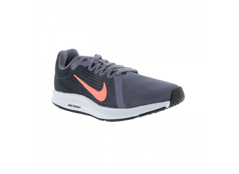 6cb54c90a7 Tênis Nike Feminino Corrida Downshifter 8