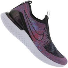 Tênis Nike Feminino Epic Phantom React Flyknit Corrida