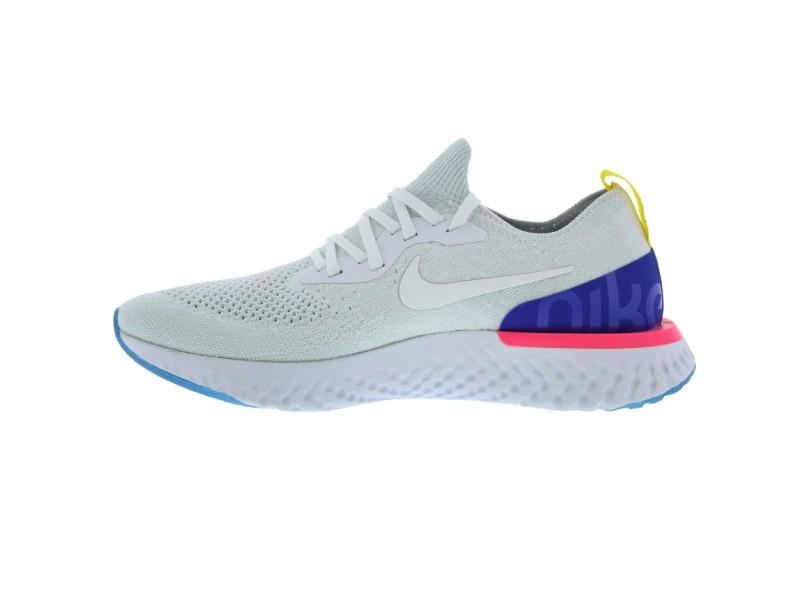e58452547ec Tênis Nike Feminino Corrida Epic React Flyknit