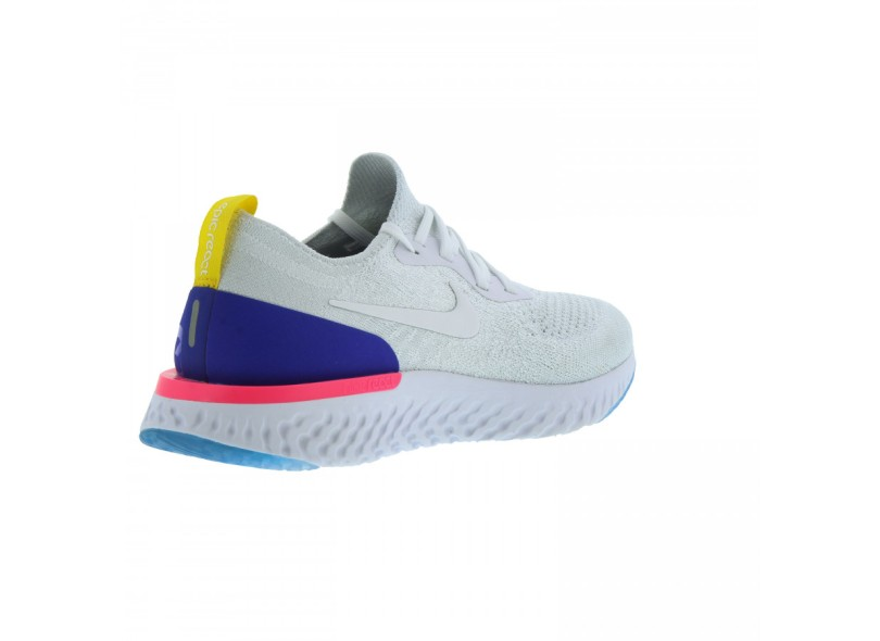 a34c76054d Tênis Nike Feminino Corrida Epic React Flyknit