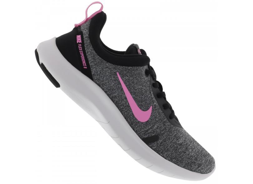Tênis Nike Feminino Flex Experience Rn 8 Corrida