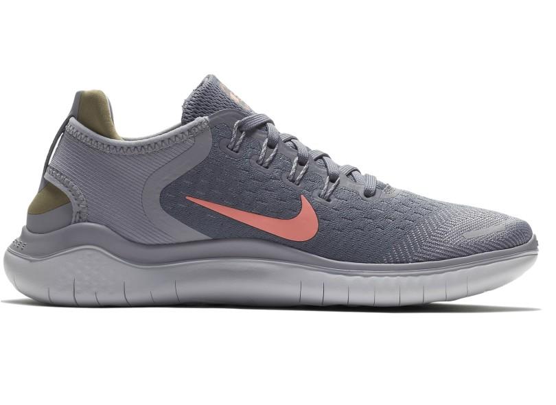 6fc1bfc33f3 Tênis Nike Feminino Corrida Free RN 2018