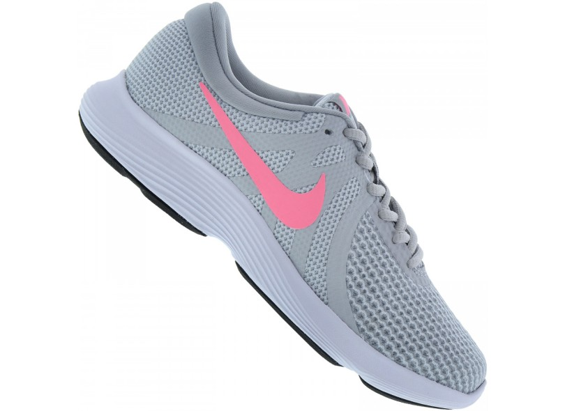 097c797abe4 Tênis Nike Feminino Corrida Revolution 4