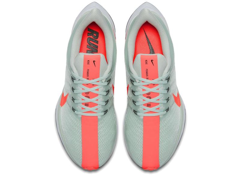 68246cc30aaa8 Tênis Nike Feminino Corrida Zoom Pegasus 35 Turbo