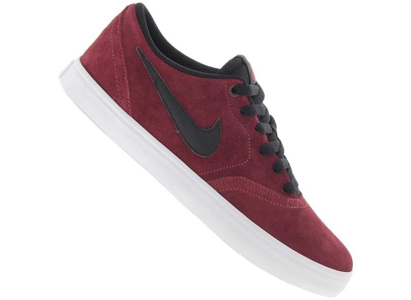Tênis Nike Feminino Skate SB Check Solar 1f7e0679f9748