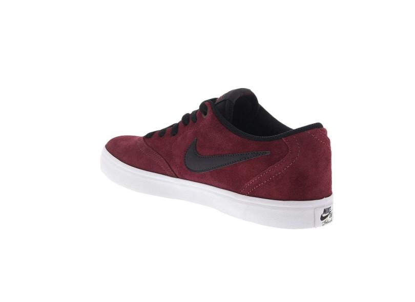 066d4fe735152 Tênis Nike Feminino Skate SB Check Solar