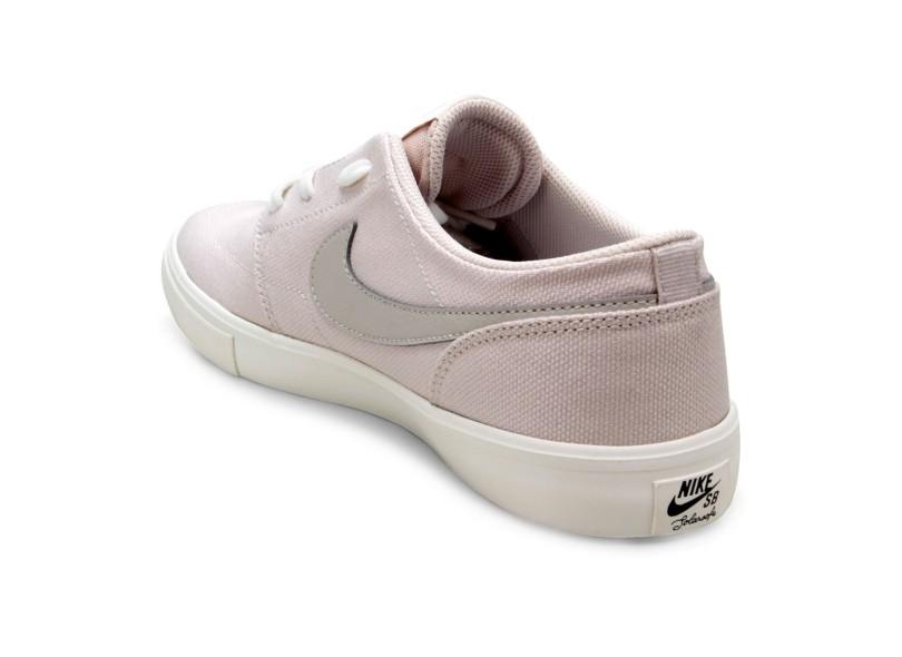 Tênis Nike Feminino Skate SB Solarsoft Portmore II 8fa9174c0d18f