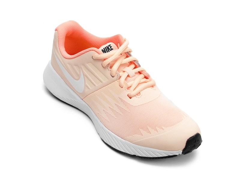 9c75284187 Tênis Nike Infantil (Menina) Corrida Star Runner
