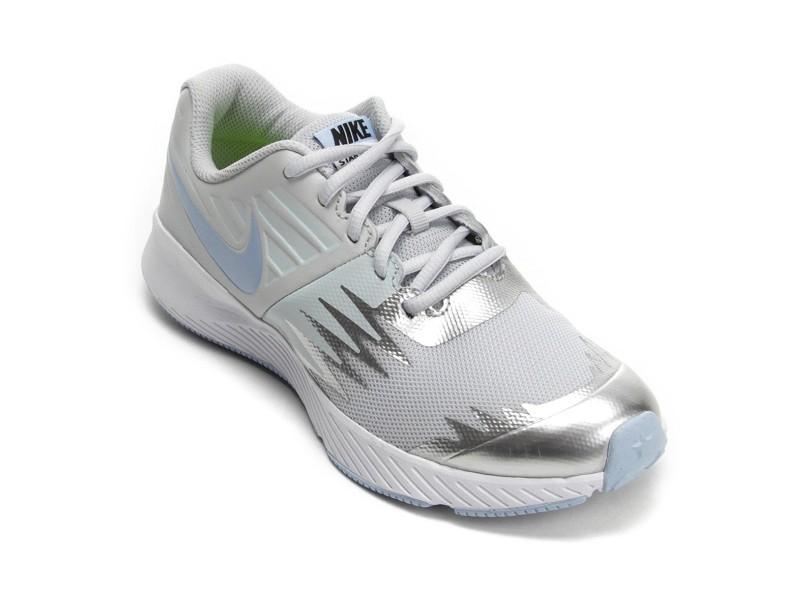 527f6b3d69 Tênis Nike Infantil (Menina) Star Runner Corrida