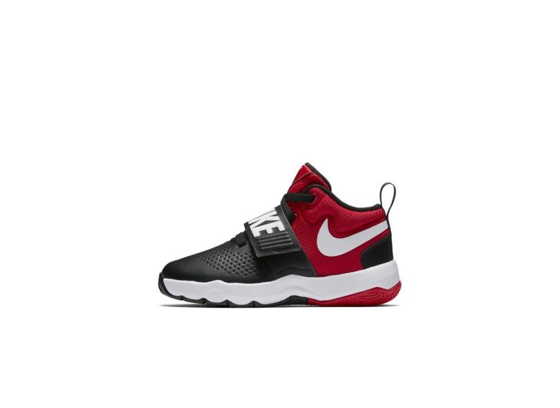 c4f7fa8f0c2 Tênis Nike Infantil (Menino) Basquete Team Hustle D 8