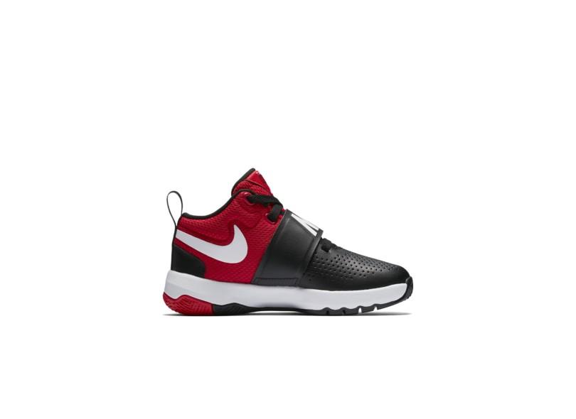 91e679d420 Tênis Nike Infantil (Menino) Basquete Team Hustle D 8