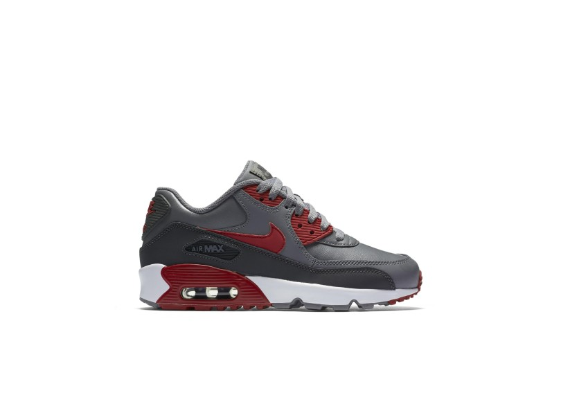 wholesale dealer 5cbac 26538 Tênis Nike Infantil (Menino) Casual Air Max 90 LTR