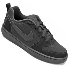 Tênis Nike Infantil (Menino) Court Borough Low Casual