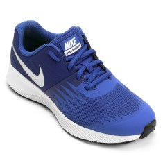 32e8d610ce69f Tênis Nike Infantil (Menino) Star Runner GS Corrida