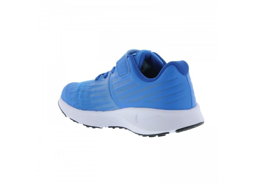 Tênis Nike Infantil (Menino) Corrida Star Runner PS f9a1541abd77c