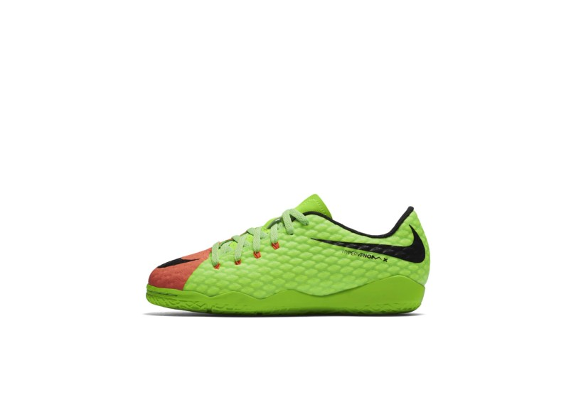 Tênis Nike Infantil (Menino) Futsal Hypervenom Phelon III 550c34bb217eb