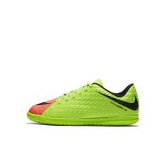 Tênis Nike Infantil (Menino) HypervenomX Phade III Futsal