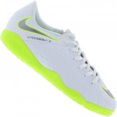 Tênis Nike Infantil (Menino) HypervenomX Phantom 3 Academy Futsal