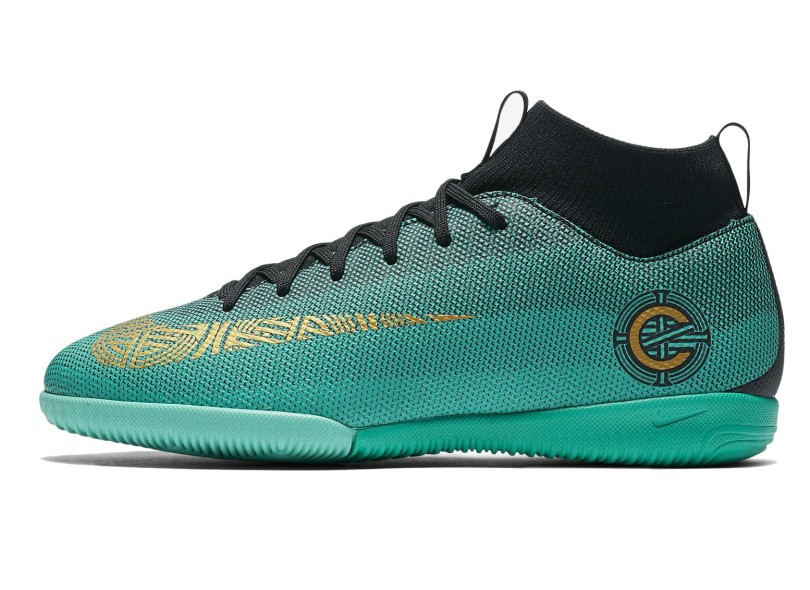 9c09da70c2 Tênis Nike Infantil (Menino) Futsal MercurialX Superfly 6 Academy CR7