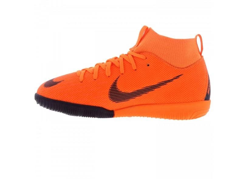 936cc9717 Tênis Nike Infantil (Menino) Futsal MercurialX Superfly 6 Academy