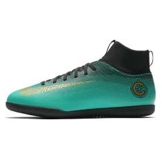 Tênis Nike Infantil (Menino) MercurialX Superfly 6 Club CR7 Futsal
