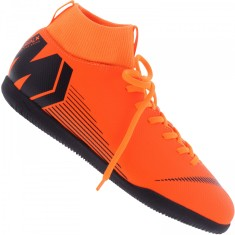 Tênis Nike Infantil (Menino) MercurialX Superfly 6 Club Futsal