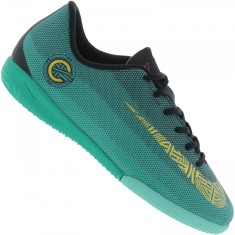 Tênis Nike Infantil (Menino) MercurialX Vapor 12 Academy CR7 Futsal