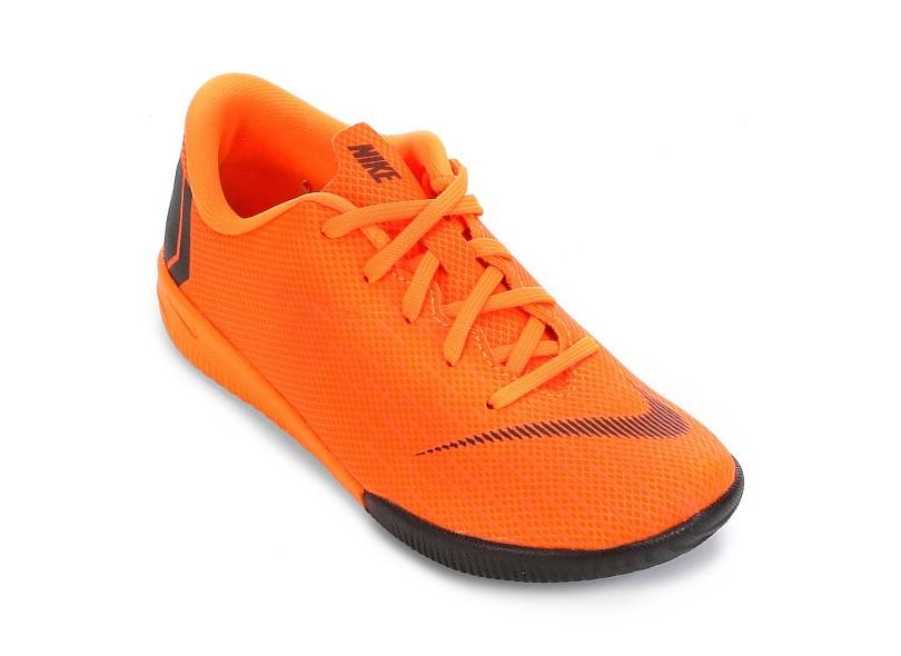 Tênis Nike Infantil (Menino) Futsal Mercurialx Vapor 12 Academy 8ae397eb7bfc4